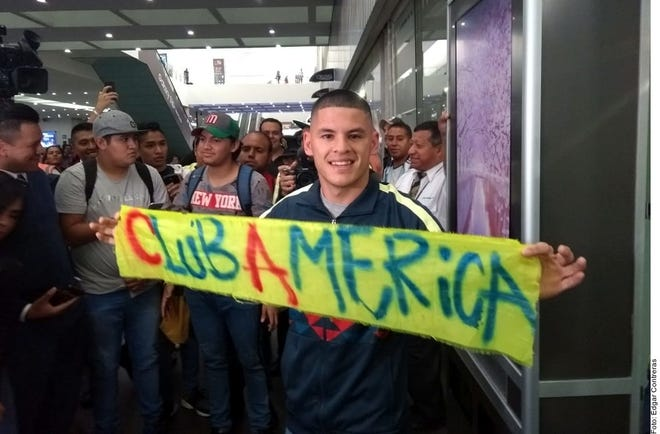 El paraguayo Richard Sánchez quiere convertirse en un ídolo del América.