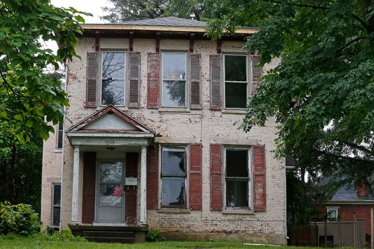 Richmond Neighborhood Restoration hopes to have this home at 2009 E. Main St. ready to resell by the end of October.
