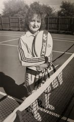 Nancy Richey poses for a portrait in this 1979 photo.