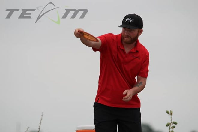 Nick Rowton, a 2007 graduate of San Angelo Central High School, won the New Mexico State Disc Golf Championships on Aug. 25, 2019.