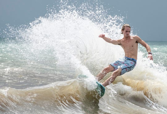 The 12th annual Mulligan's Skim Jam by Shore Lb. is Saturday at Sexton Plaza Beach in front of Mulligan's Beach House in Vero Beach. Proceeds benefit the Vero Beach Lifeguard Association.
