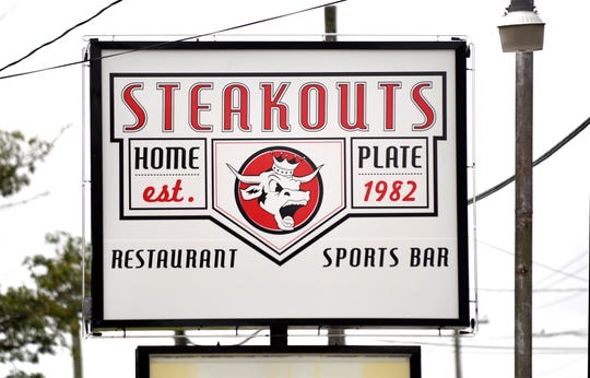 Steakouts Saloon and Grill on Route 54 in Buena.