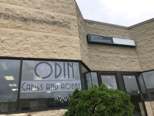 Odin Games and Hobby opens at 1699 Schofield Ave. #110 on Friday, Aug. 30, 2019.