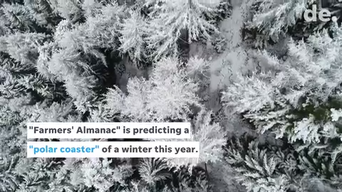 Farmers' Almanac predictions for winter 2020 in Kentucky