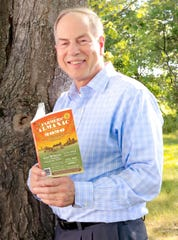 "Peter Geiger, editor of ""Farmers' Almanac"""