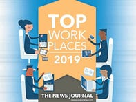 Delaware's 2019 Top Workplaces