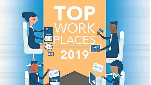 Top Workplaces 2019 cover