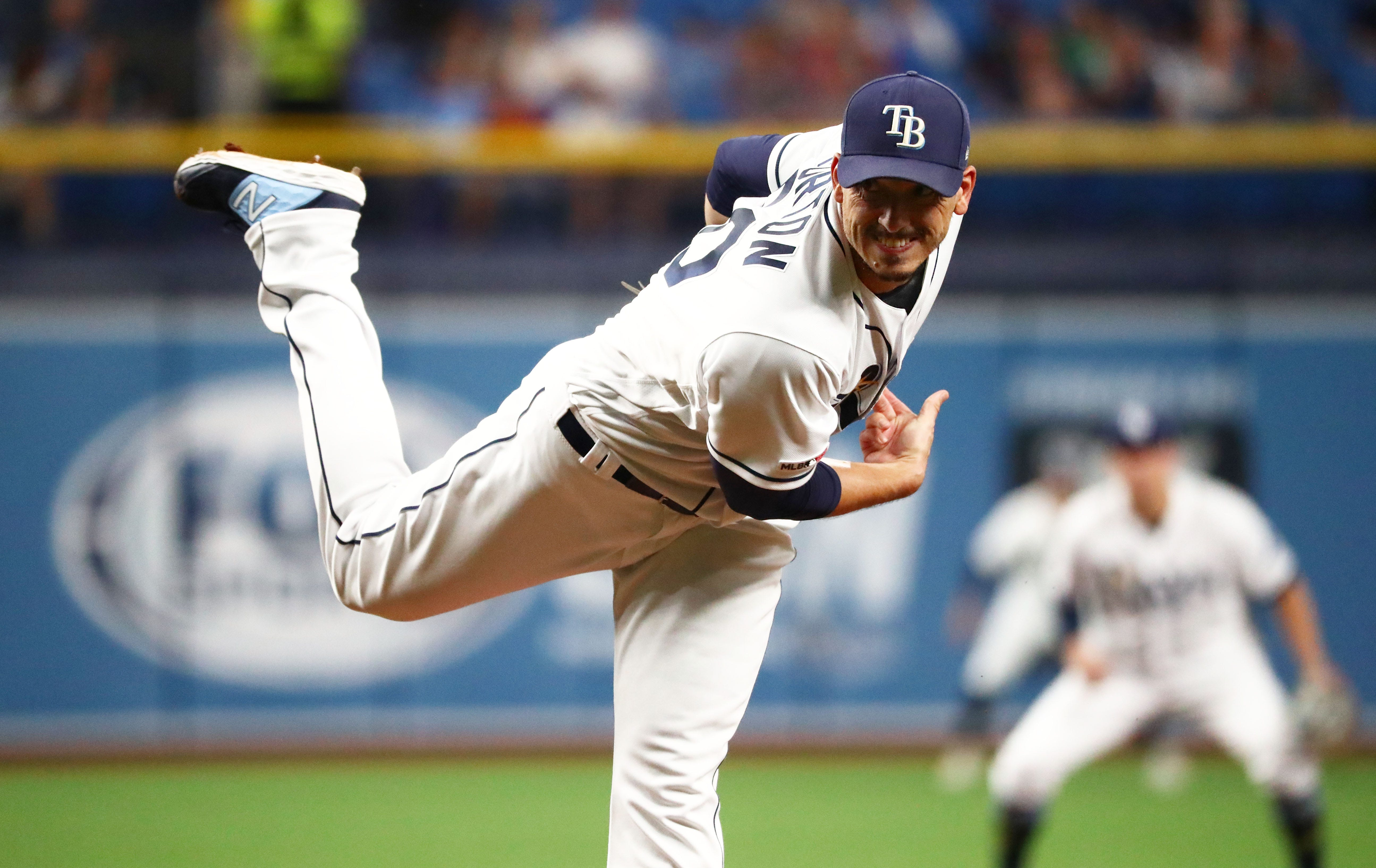mlb rays charlie morton peaking at 35 has had a long road to top usa today