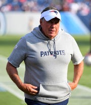 Bill Belichick is looking to reach his 10th Super Bowl with the New England Patriots.