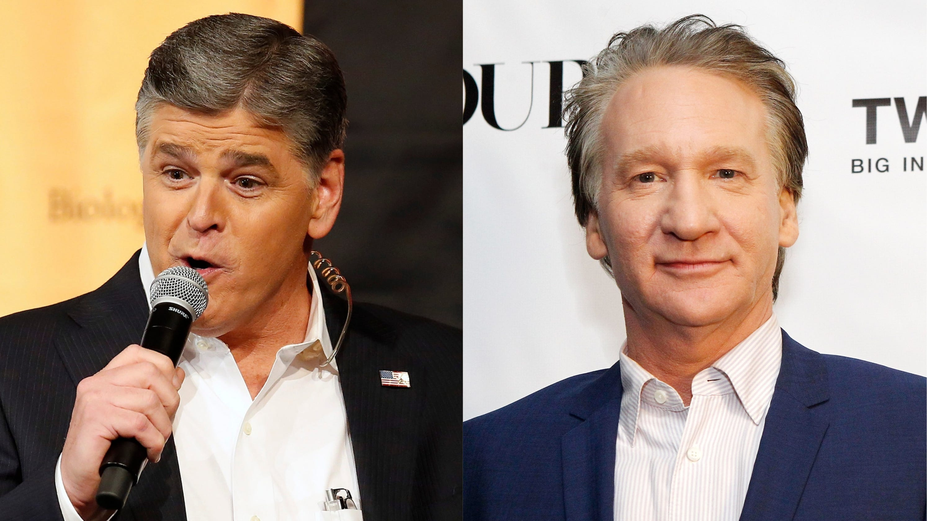 'Keep your big mouth shut': Sean Hannity rips Bill Maher for remarks on David Koch's death