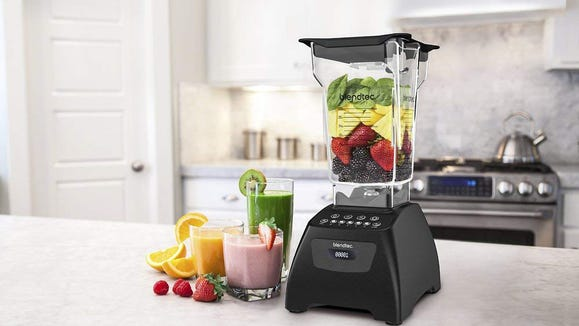 Pulverize your way to morning smoothies.