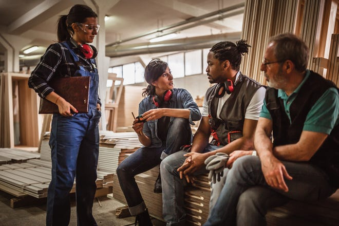From appliance techs to carpenters, a variety of profitable career opportunities make it a great time both men and women to become skilled tradespeople.