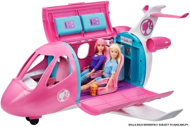 Aspirational Play: Barbie Dreamplane