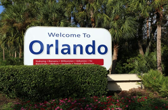 Officials with Orlando International Airport said this week that more than 50 million passengers had passed through the airport during the previous 12 months in October.