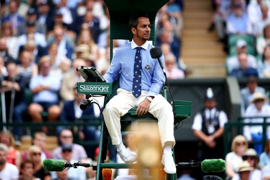 Tennis umpire Damian Steiner fired by ATP after giving unauthorized interviews