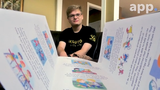 Tim Rohrer, a Millstone teen with autism who has become a sought-after speaker after he published a guide on how to treat people with disabilities.