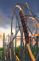 Jersey Devil Coaster is set to debut in summer 2020 at Six Flags Great Adventure in Jackson.