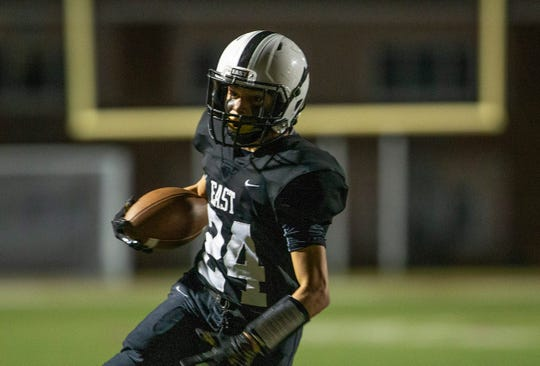 Toms River East, with senior running back Alex Smith as one of its best players, figures to be a contender in the Shore Conference Freedom Division.