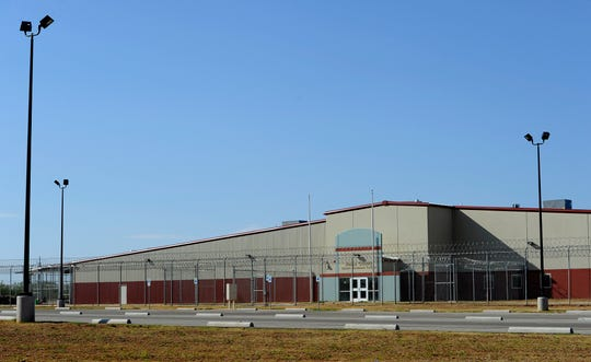 A facility never used in Anson soon will be a detention center.
