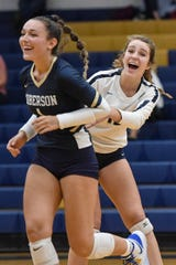 Roberson defeated North Buncombe 3-0 August 27, 2019 in Asheville.