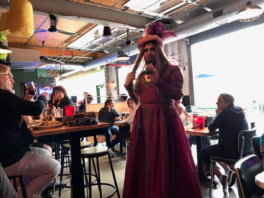 """Opera and Beer"" was held at Garage Taco Bar in Binghamton on Sept. 8, 2018. It will return on Tuesday."