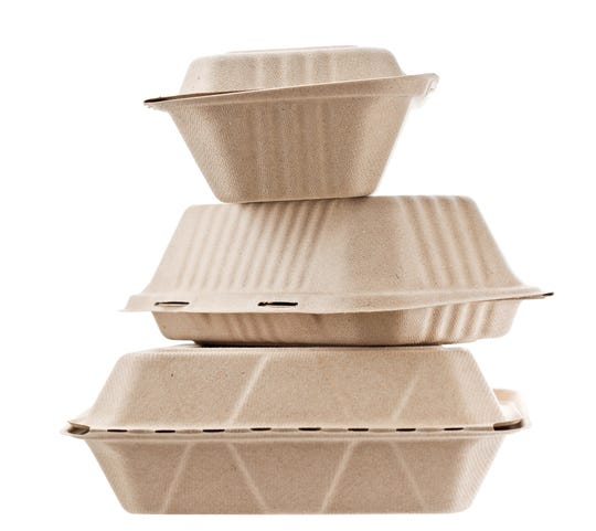 Actions such as using recyclable takeout containers instead of Styrofoam can get earn a restaurant Ocean-Friendly status with the Surfrider Foundation.