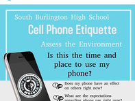 Class is in session: How South Burlington tackles cellphone distraction with science