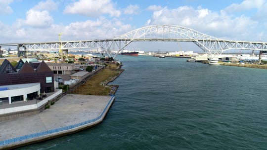 The structural integrity of the floodwall in downtown Corpus Christi is among the highest-priority fixes in a slew of flood protection projects supported by sales tax.