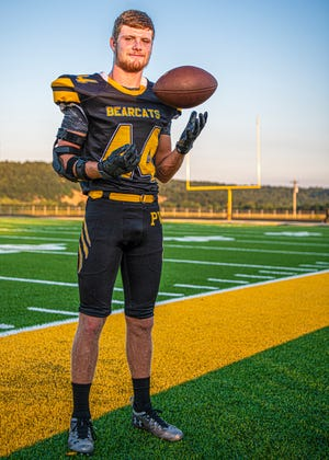 Paint Valley senior Cruz McFadden is returning to sports this season after Tommy John surgery took him out during part of basketball and baseball the previous school year.
