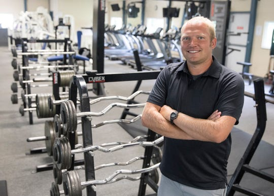 The Chillicothe City School District announced that it took over the Chillicothe Fitness and Racquet club and renamed it the Cavalier Athletic Center with the center being managed by coach Zach Breth.