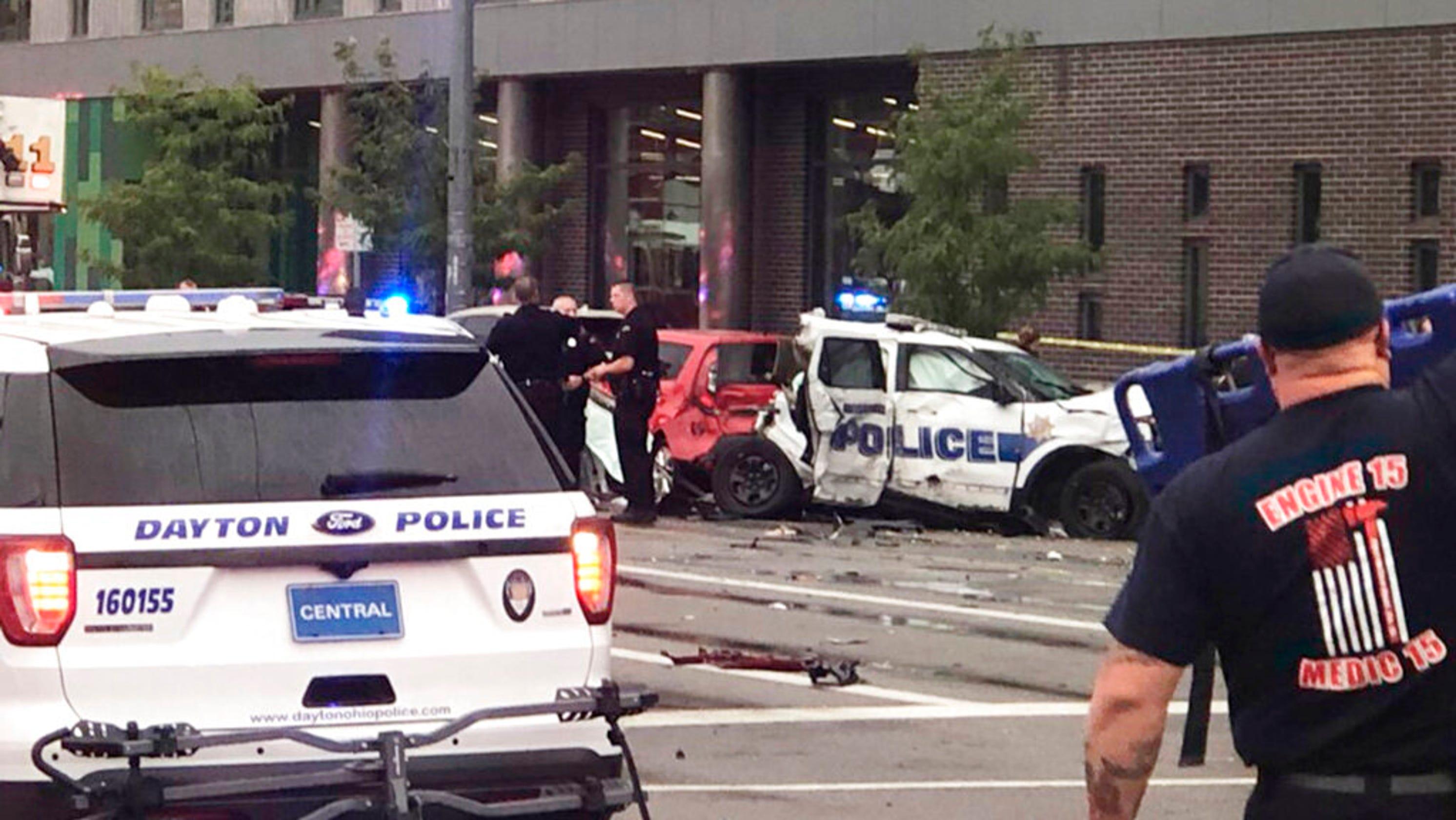 Dayton crash: Police to seek murder charges in stolen