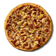 Vote for the name of Casey's newest pizza topped with pulled pork, corn and bacon