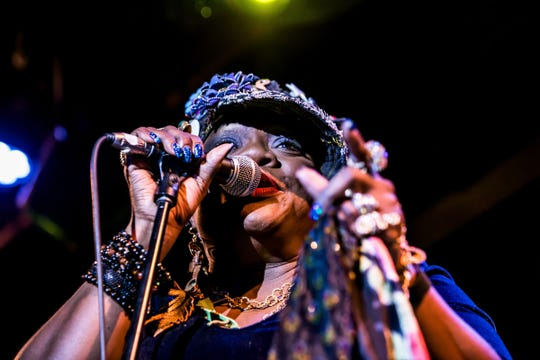 Over the years, Thornetta Davis has has opened for legends like Ray Charles, Gladys Knight, Etta Jamesand Bob Seger.