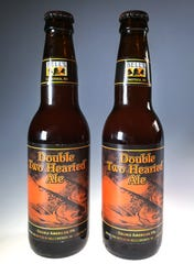 Bell's Brewery's Double Two-Hearted Ale.