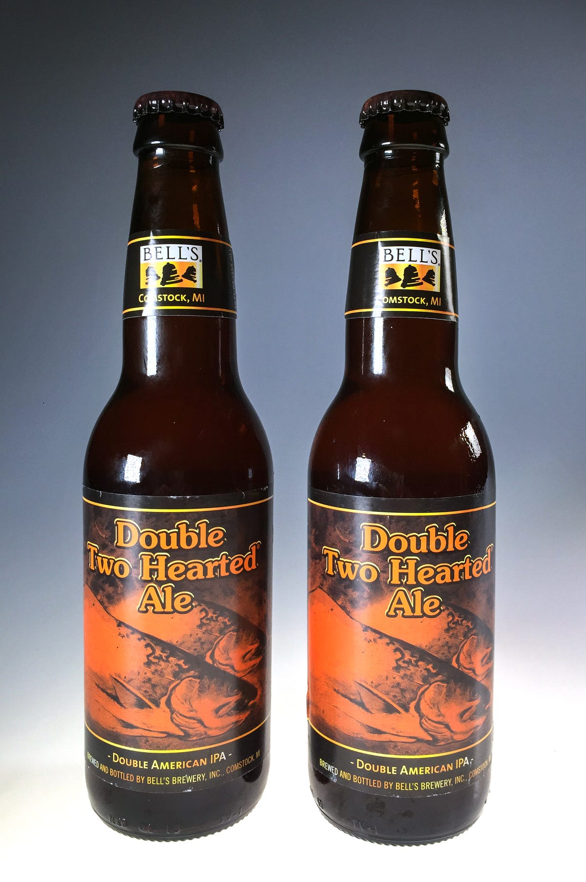 Bell's Double Two Hearted Ale is here, and it's powerful