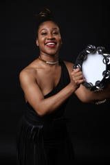 Isis Damil has performed at local jazz clubs like Baker's Keyboard Lounge, Bert's Eastern Market andCliff Bells.