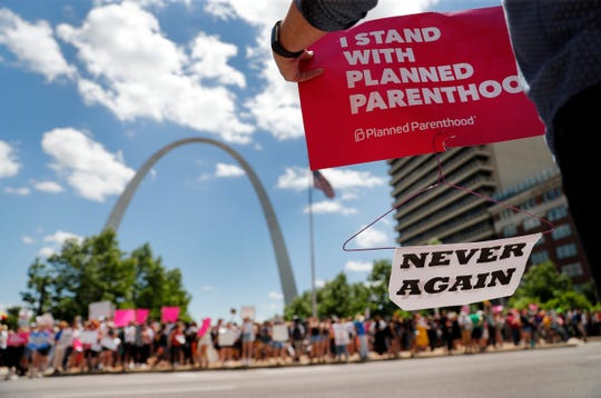 The Department of Health and Human Services implemented a new rule for the federal family planning program known as Title X. Planned Parenthood, long a target of religious conservatives because of its role as the leading U.S. abortion provider, quit the program rather than comply with a new rule prohibiting clinics from referring women for abortions.