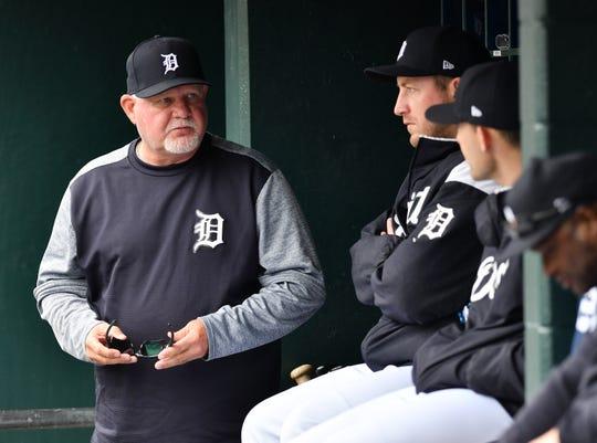 Ron Gardenhire (Robin Buckson / Detroit News)