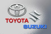 Under a new deal, announced Wednesday, Toyota will take a 4.9% stake in Suzuki Motor Corp to develope self-driving car technology.