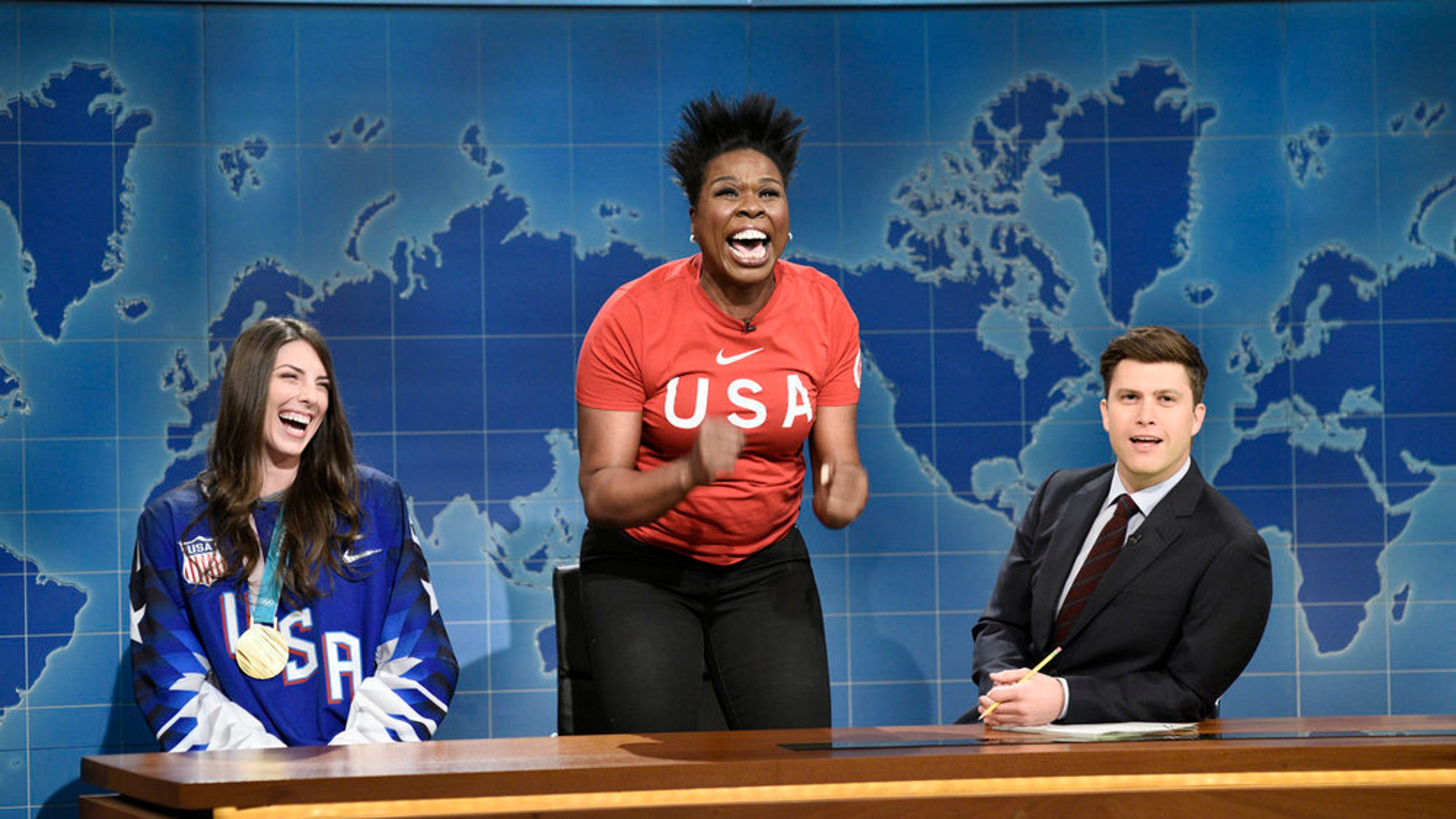 Leslie Jones exiting 'SNL,' Kate McKinnon back next season