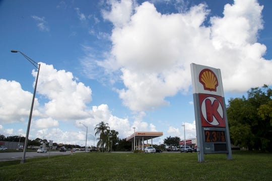 The Circle K at the corner of Del Prado Boulevard and Pine Island Road is closing to make room for a new shopping plaza.
