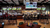 The Turn — a sports bar, restaurant and simulated-sports entertainment venue — opens on Aug. 29, 2019 in the Green Bay Packers' Titletown District.