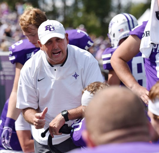 Furman  coach Clay Hendrix is optimistic that greater depth will make a difference as the Paladins bid for an FCS playoff berth in 2019.