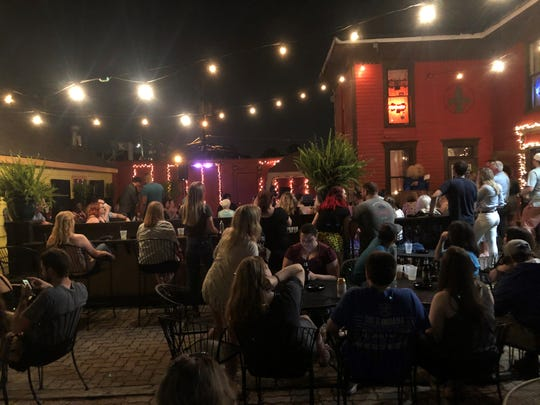 Not only can you show off your talents seven nights a week at the Monkey's Tale in Broad Ripple, but, weather-permitting, you can sing karaoke on the bar's outdoor patio.