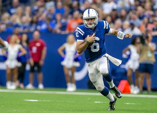 Andrew Luck: Chad Kelly is more than Colts' reclamation project