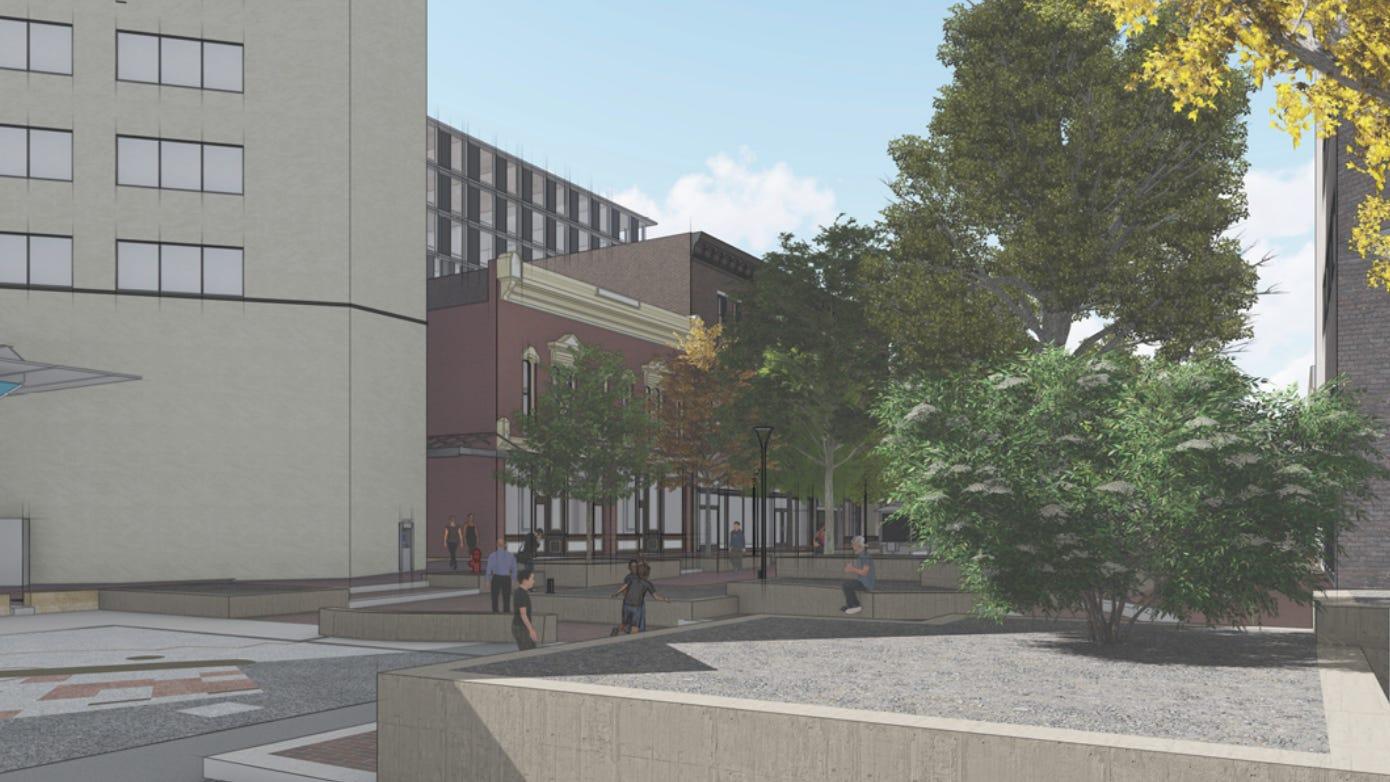 Iowa City Council greenlights $56M Ped Mall development project