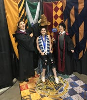 Madelyn Richards received 3-day VIP passes to Keystone Comic Con where she got the full Harry Potter experience.