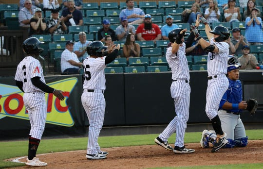 The Jackson Generals hope to celebrate three more wins this week during the Southern League Championship. That would mean winning their third league championship in four years.
