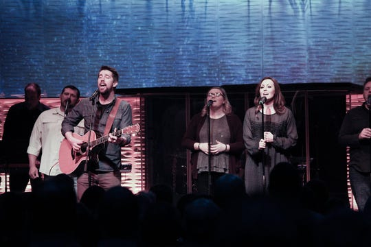 The worship band from Englewood North Campus will play on Monday at Discovery Park of America as part of Christian Music Weekend.