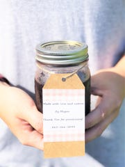 "Megan Million started ""Made with Love and Nature by Megan"" on Facebook to sell her elderberry syrup and homemade bone broth to help people boost their immune system."